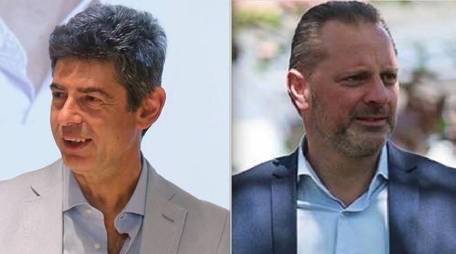 Francesco De Pasquale e Andrea Zanetti