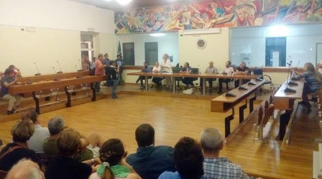Il Consiglio comunale di Aulla