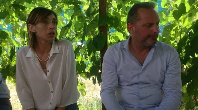 Lorenza Baroncelli e Andrea Zanetti.