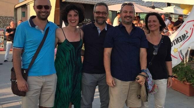 Matteo Martinelli, Federica Forti, Alessandro Trivelli, Andrea Raggi, Anna Galleni