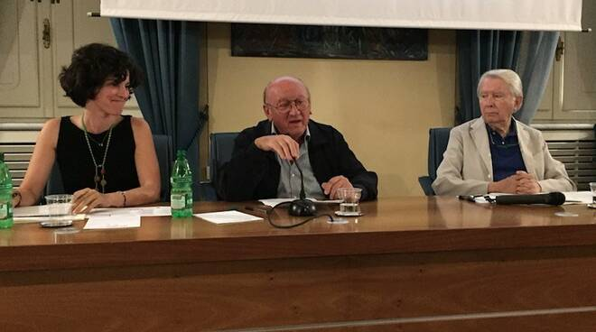 Federica Forti, Alberto Pincione, Remo Bodei