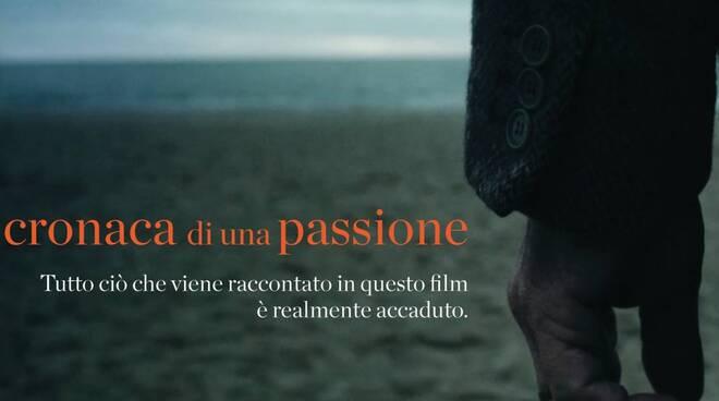 """La locandina di """"Cronaca di una passione""""."""