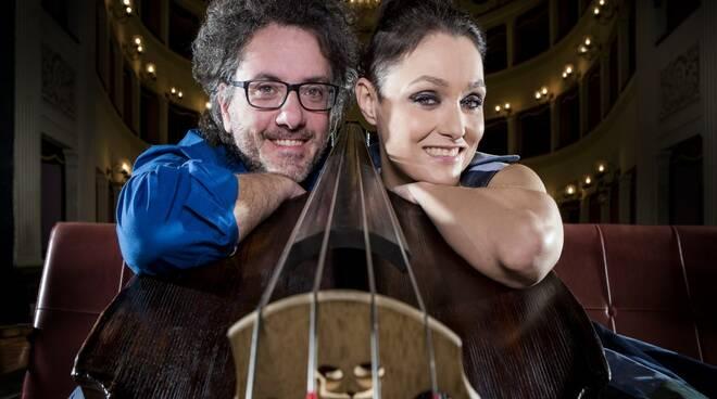 Ferruccio Spinetti e Petra Magoni