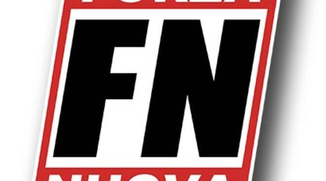 Il logo di Forza Nuova