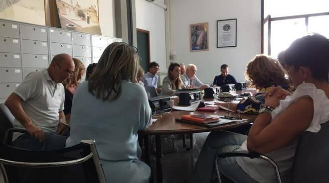 L'incontro tra il consiglio dei cittadini di Marina e la seconda commissione consiliare.