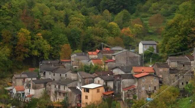 La località Bosco di Rossano
