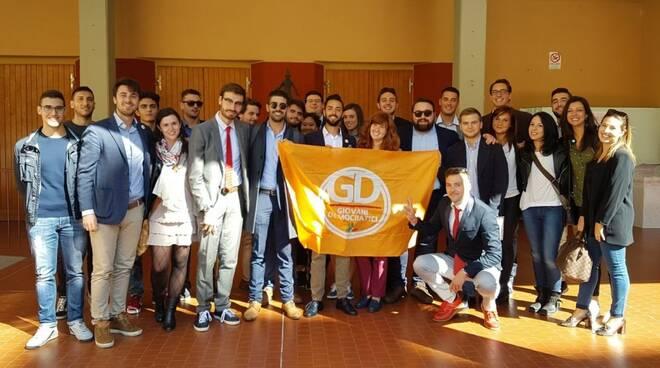 Il congresso provinciale GD Massa-Carrara