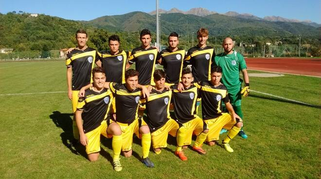 Il Versilia calcio juniores