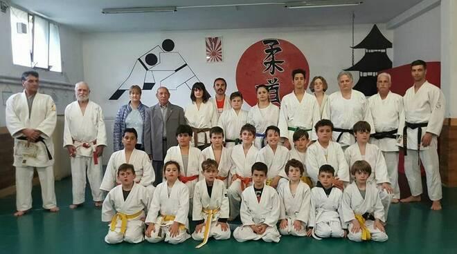 Judoisti del Fujiyama Massa