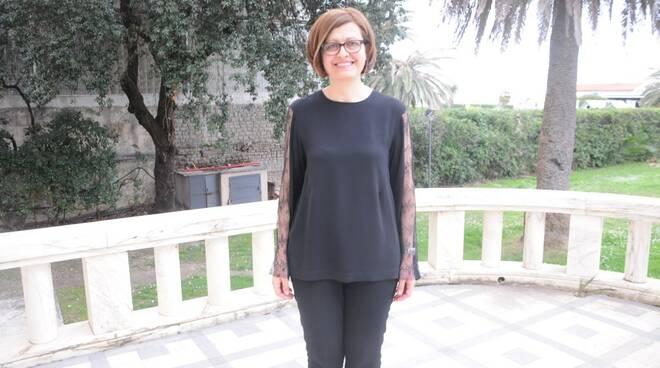 La dottoressa Maria Laura Valcelli