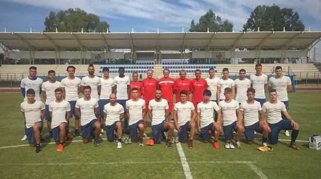 La rosa dell'F.c. Ponsacco per la stagione 2017 - 2018.