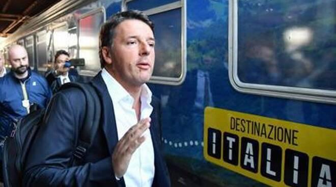 """Matteo Renzi con """"Destinazione Italia"""""""
