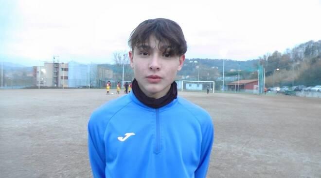 Iacopo Petacchi Allievi A Provinciali Aullese (2017/18)