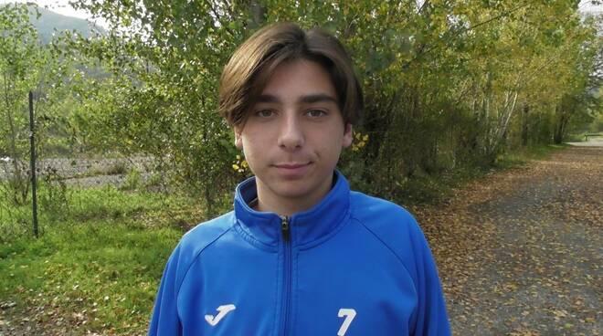 Luca Ridondelli Allievi Provinciali Aullese