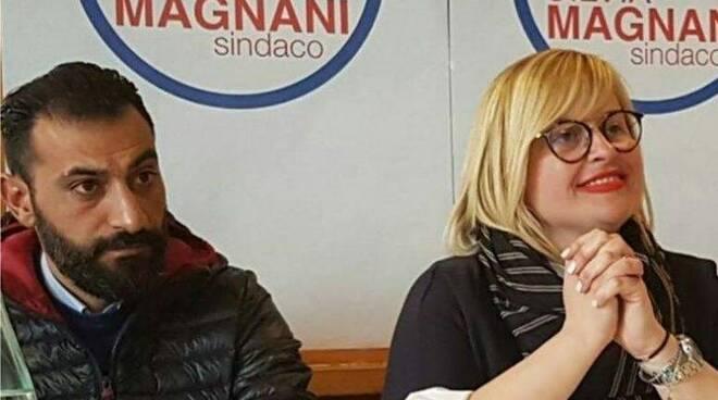 Arturo Demetrio e Silvia Magnani