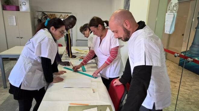 Un corso di formazione professionale promosso dal CNA Massa