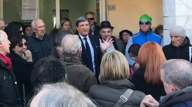 Zubbani inaugura il comitato elettorale