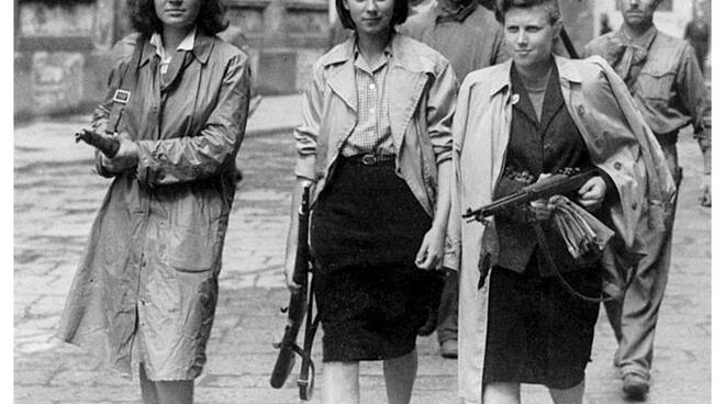 Donne della Resistenza