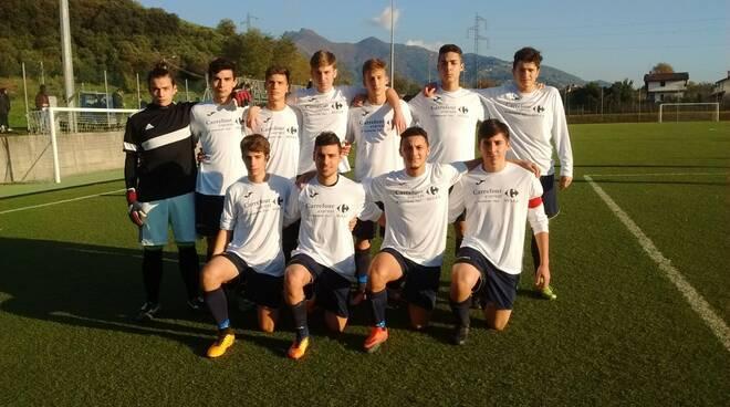 Il Serricciolo (campionato Juniores Provinciale)