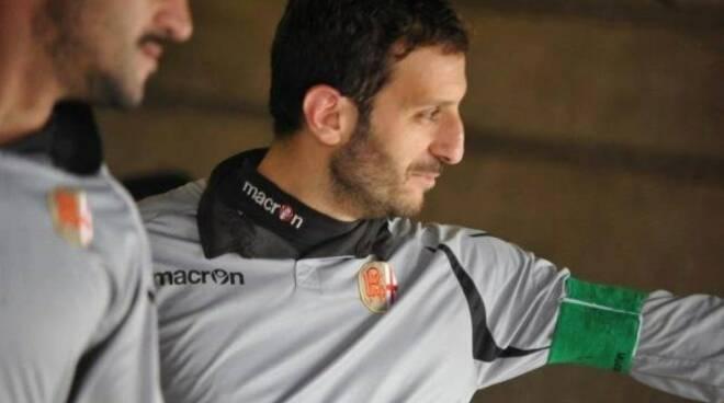 """Vincenzo Cammaroto, ai tempi dell'Alessandria, è il nuovo """"Player - Manager"""" del Sestri Levante."""