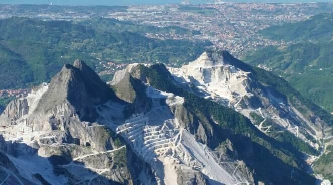 Cava di marmo di Carrara