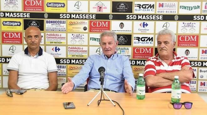 Gianni Benedetti, Giorgio Turba, Claudio Della Maggesa