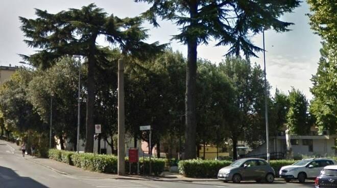 Il parco del Partigiano