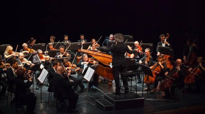 L'orchestra del Maggio fiorentino