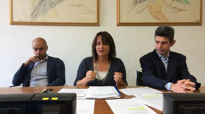 Matteo Martinelli, Anna Lucia Galleni e Francesco De Pasquale