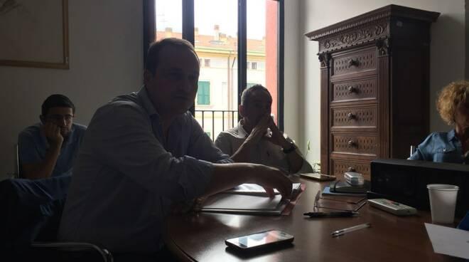 Giuseppe Profili e Mauro Lancioni