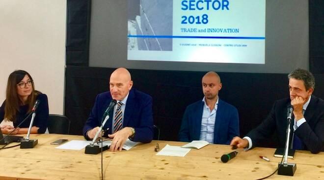 La presentazione di Stone Sector 2018
