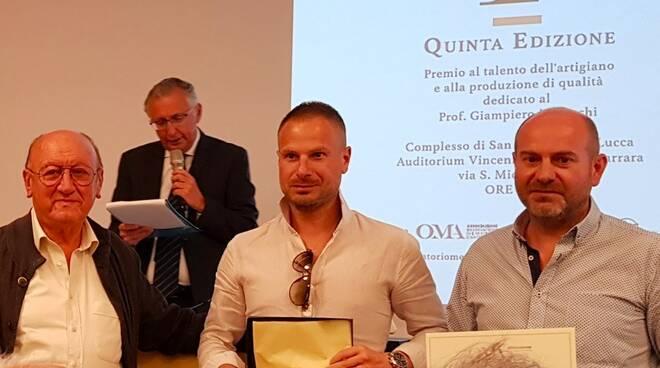 """La """"Fratelli Musetti"""" premiata"""