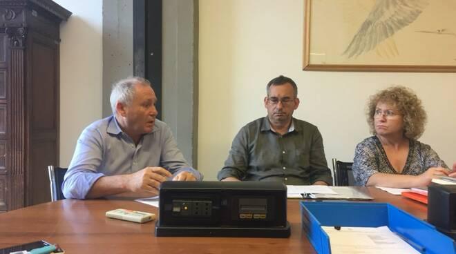 Pier Luigi Bessi, Cesare Bassani e Nives Spattini