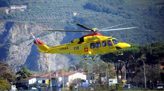 Elisoccorso - Pegaso - Regione Toscana