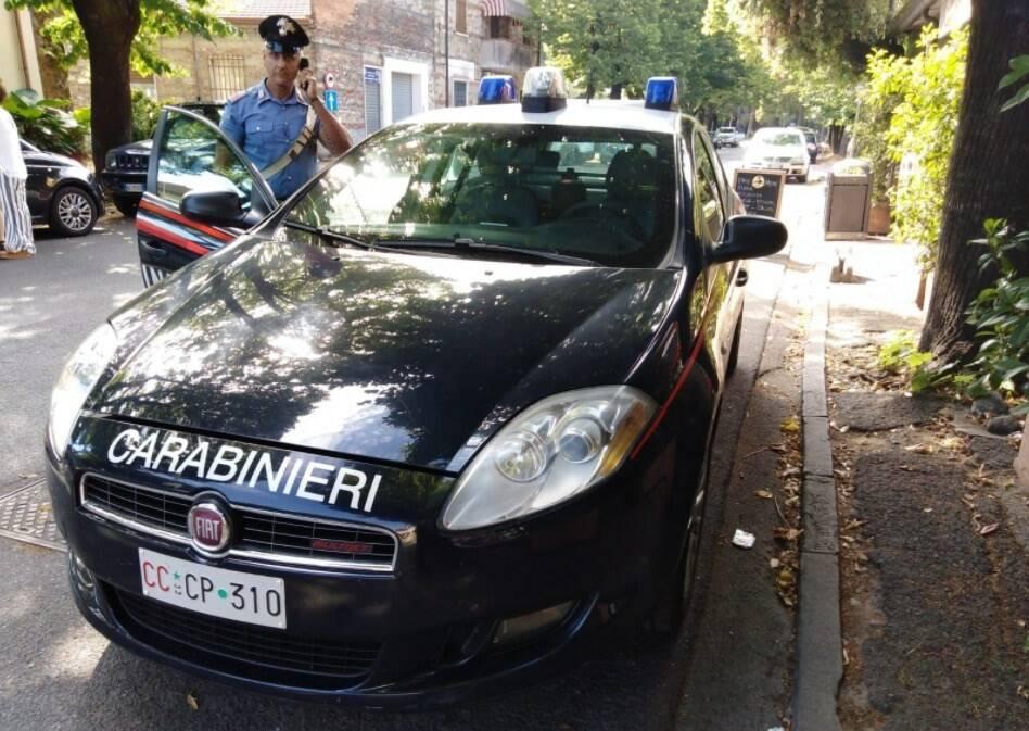 I carabinieri di Carrara