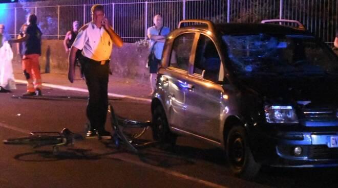 L'ultimo incidente avvenuto il 25 luglio 2018 in via delle Pinete dove è morta una donna tedesca