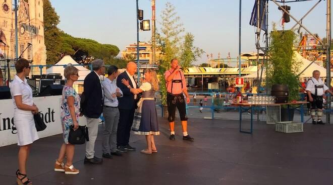 Carrara Bier Fest, l'inaugurazione dell'edizione 2018