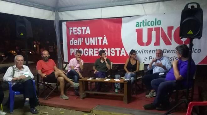 Festa dell'Unità Progressista (Articolo Uno Mdp)