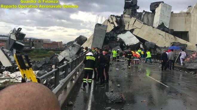 Il disastro del ponte Morandi a Genova