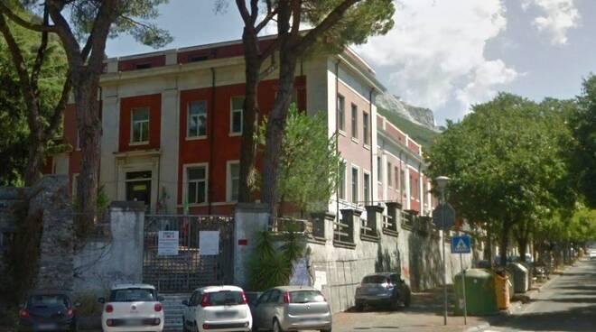 La scuola primaria G. Marconi di Carrara