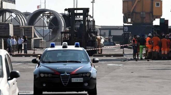 La tragedia al porto di Marina di Carrara