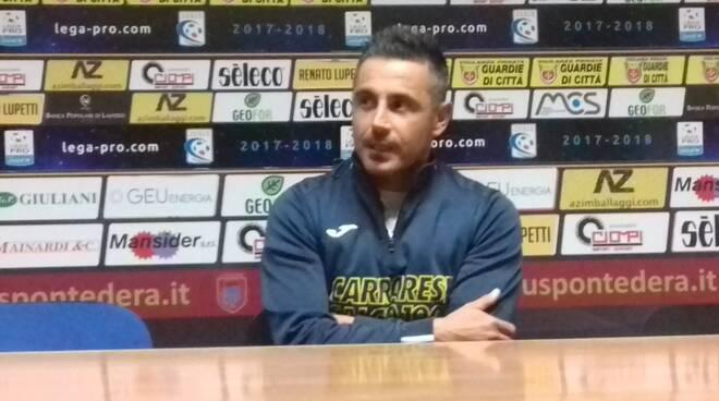 Carrarese-Juventus U23 (4-0): le voci dalla sala stampa