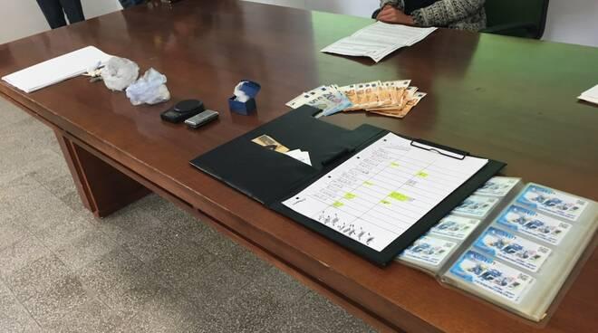 Prostitute e cocaina nel circolo ricreativo: arrestate 4 persone