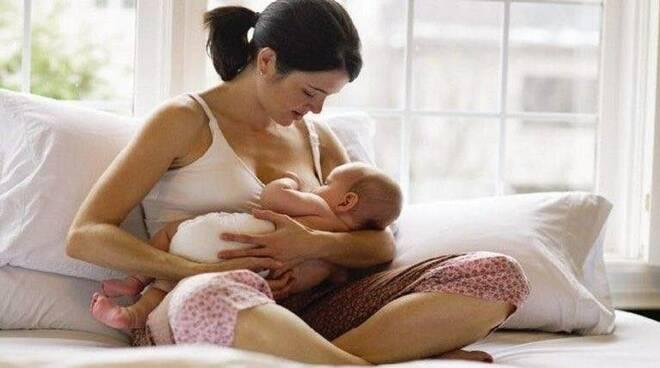 allattamento seno