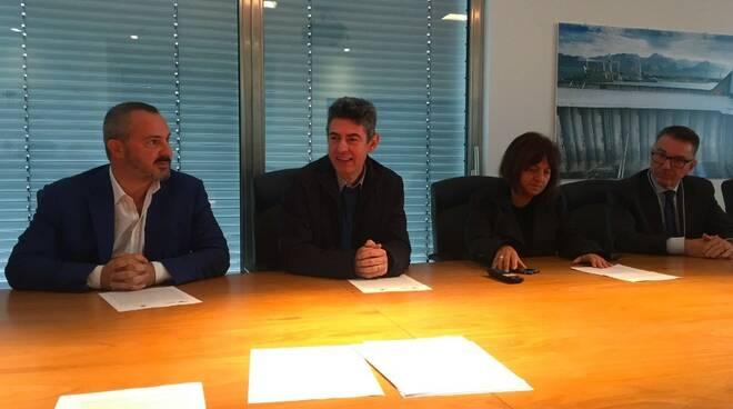 Andrea Raggi, Francesco De Pasquale, Carla Roncallo, Luigi Bosi