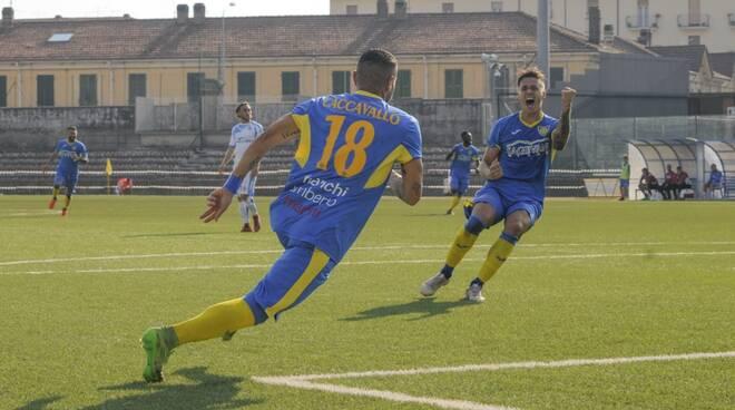 Carrarese-Novara (4-2): il fotoracconto