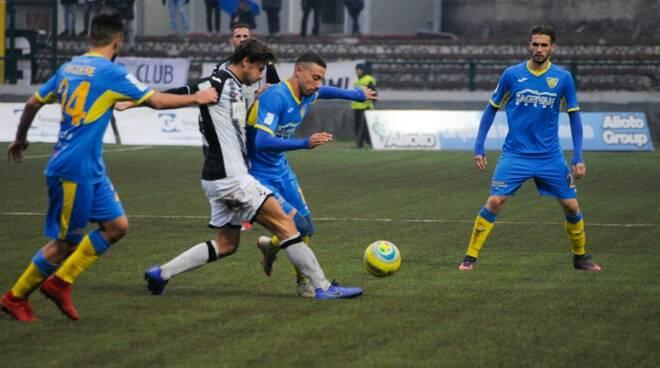 Carrarese-Robur Siena 1-2 - 16/12/2018