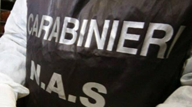 Il Nucleo Anti Sofisticazione (Nas) dei carabinieri