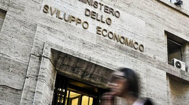 La sede del Ministero dello sviluppo economico a Roma