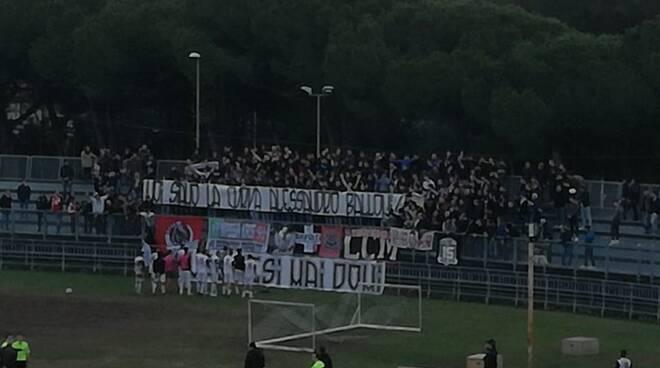 Massese-Aquila Montevarchi 0-2